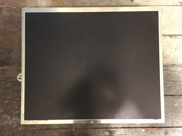 Mitsubishi Diamondpoint NXM76LCD  Display  Replacement