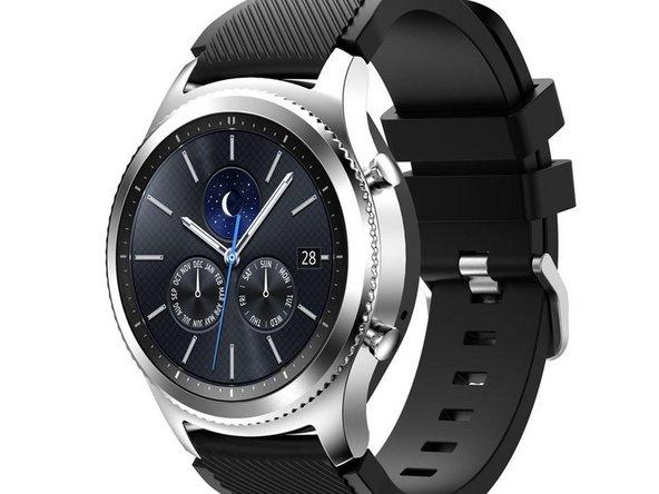 Samsung Gear S3 Watch Strap Replacement