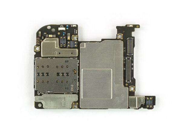 What kind of fancy chips did Huawei pack in the phone? Let's see: