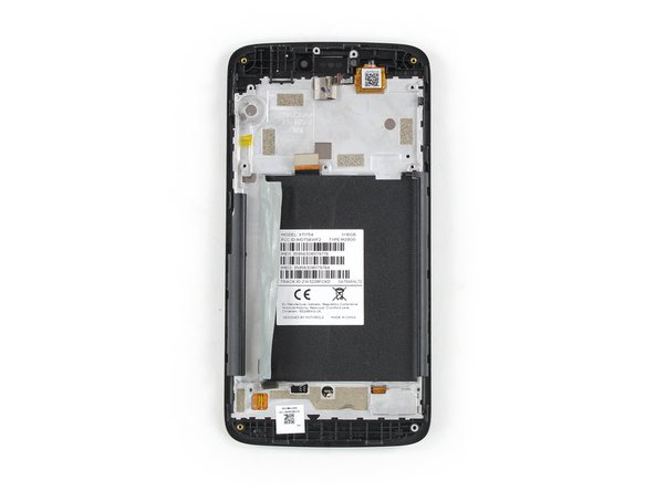 Moto C Screen Assembly Replacement