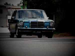 Riparazione Mercedes W115