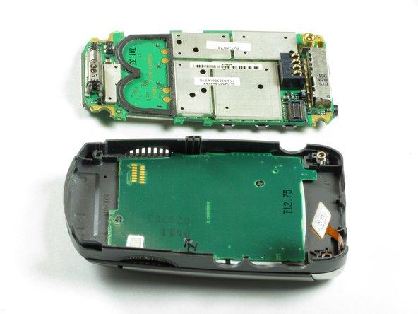 Motorola V60s Logic Board Replacement