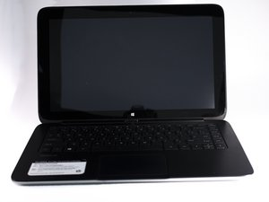 HP Pavilion 13-P110NR Repair