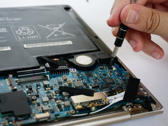 Asus Zenbook UX31E Speaker Replacement