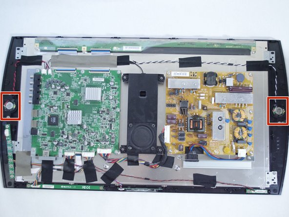 Sony PlayStation 3D Display Side Speakers Replacement