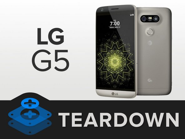 We're most interested in the G5's design, but some potent hardware lurks inside as well. Specs include: