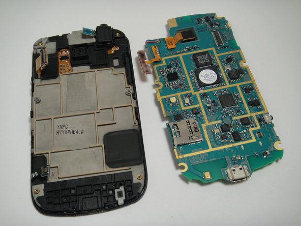 Samsung Admire Motherboard Replacement
