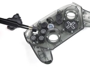 Buttons / D-Pad