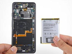 Google Pixel 3 Battery Replacement
