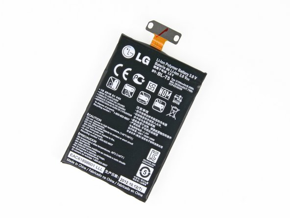 Nexus 4 Battery Replacement