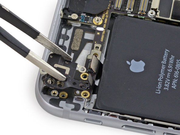 Sostituzione antenna Wi-Fi iPhone 6