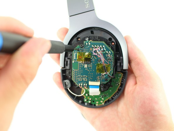 Sony H.ear On 2 Motherboard Replacement