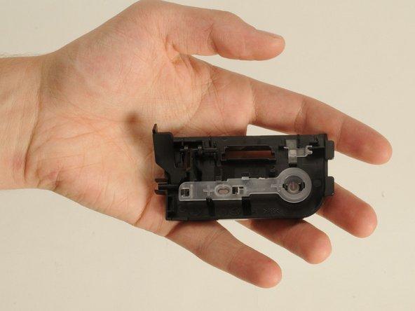 HP Photosmart D110a Power Button Replacement