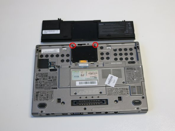 Dell Latitude D430 Hard Drive Replacement