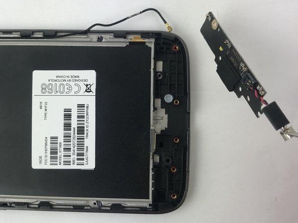 Motorola Moto G4 Play Charging Port Replacement