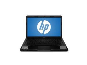 HP 2000 Series Repair