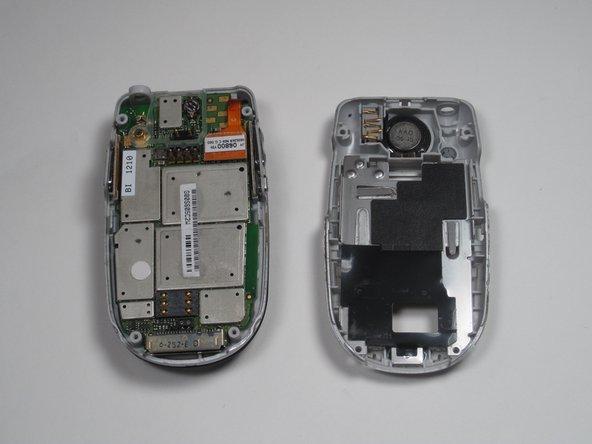Motorola V557 Rear Casing Replacement