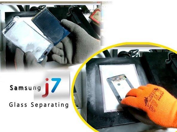 Samsung Galaxy J7 Glass / Screen Replacement