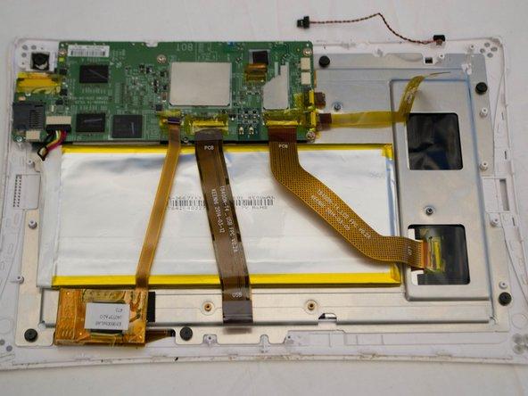 Nabi DreamTab HD8 Battery Replacement