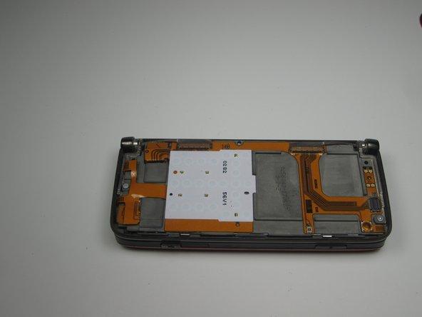 Nokia E90 Inside Screen Replacement