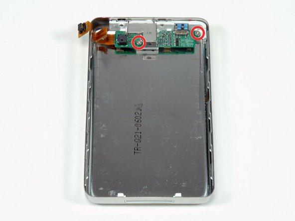 iPod (4. Generation oder Photo) Halterung der Kopfhörerbuchse tauschen