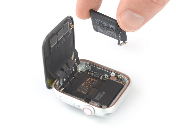 Apple Watch SE Battery Replacement