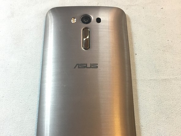 Asus ZenFone 2 Laser Display Replacement