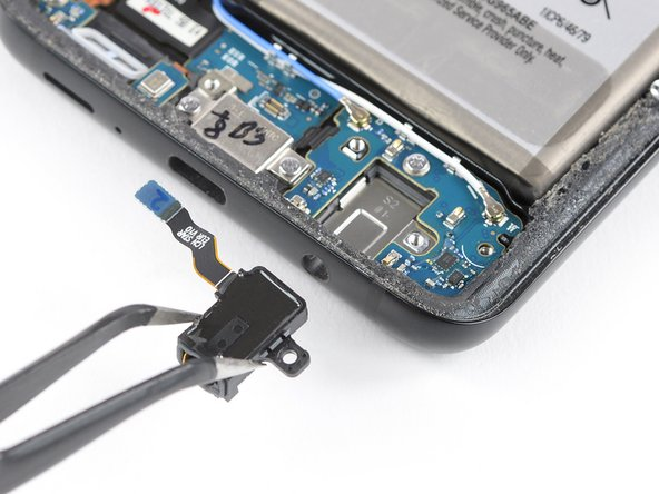 Samsung Galaxy S9 Plus Headphone Jack Replacement