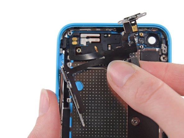 Sostituzione case posteriore iPhone 5c