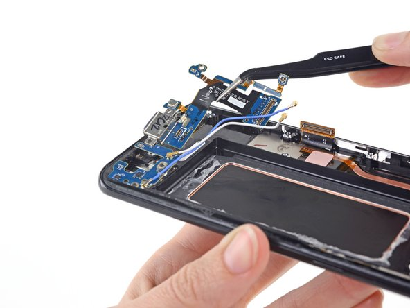 Samsung Galaxy S8 I/O Daughterboard Replacement