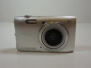 Nikon COOLPIX S3600 Repair
