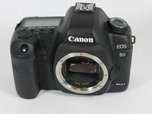 Canon EOS 5D Mark II Repair
