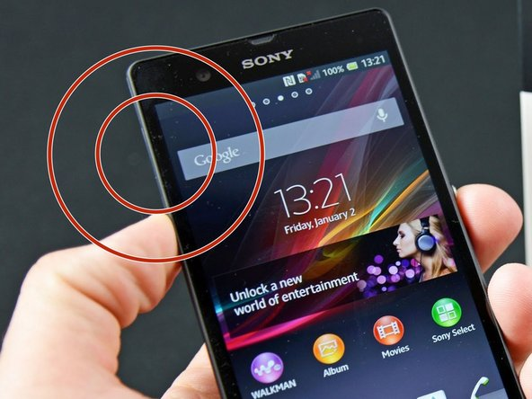 Sony Xperia Z Charging Port / Micro USB Replacement