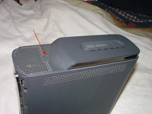Repairing Xbox 360 Stuck Optical Drive