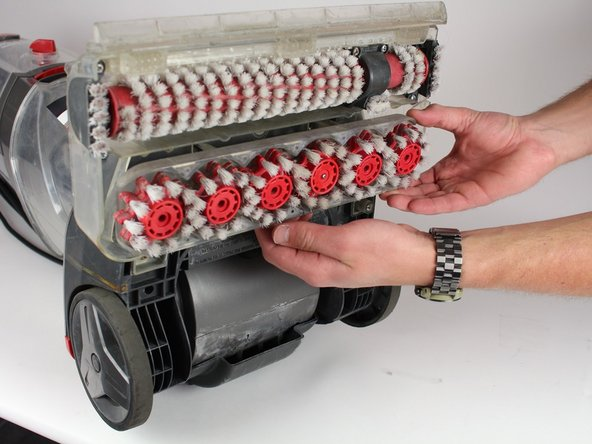 Hoover Power Path Pro Advanced Brush Roller Replacement