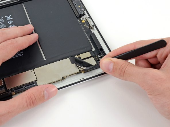 iPad 4 CDMA Electrical Tape Replacement