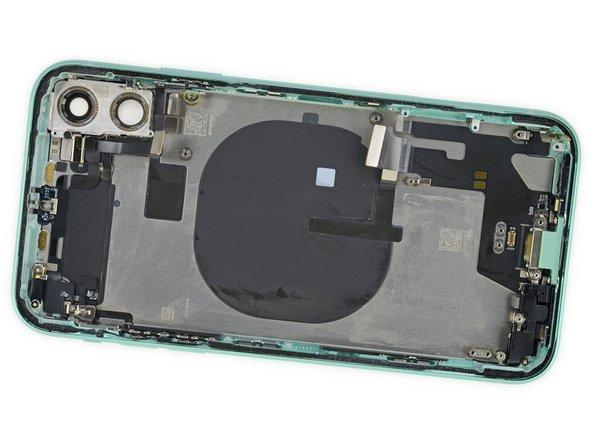 Remplacement de la coque arrière de l'iPhone 11