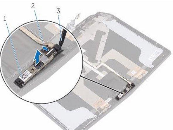 Dell Alienware 13 R2 Camera Replacement