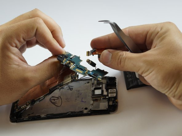 HTC One Speaker Replacement