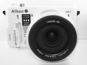 Nikon 1 AW 1 Repair