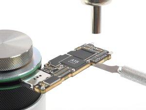 Identificación completa de chips del iPhone 13 Pro