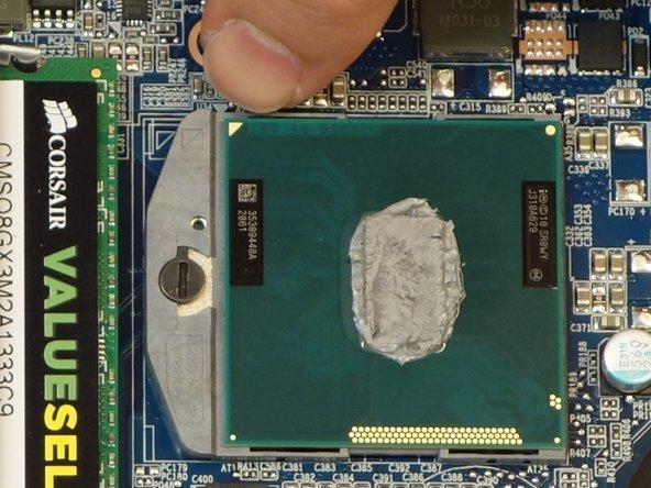 Processor of why! Replace W253EU
