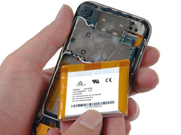 It is a 3.7 volt Li-Ion Polymer battery.