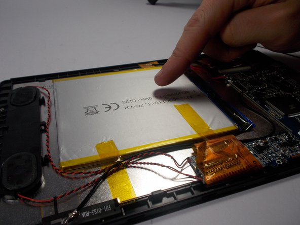 Digital2 Platinum Pad 9 Battery Replacement