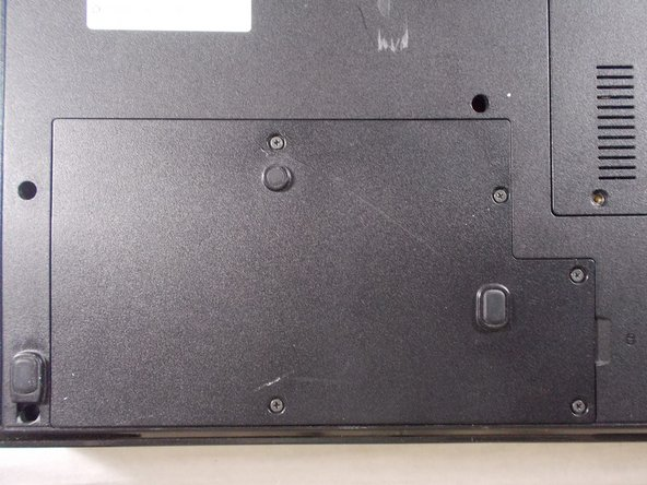 Dell Vostro 1710 Hard Drive Replacement