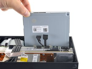 Xbox Series X Optical Drive Replacement