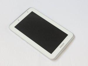 Samsung Galaxy Tab 2 7.0 Disassembly