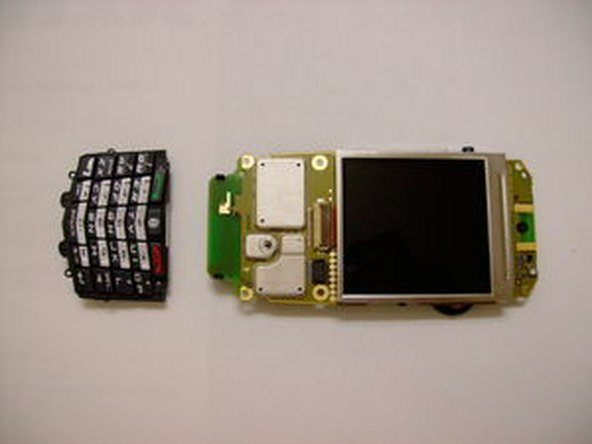 Blackberry 7105t Keyboard Replacement