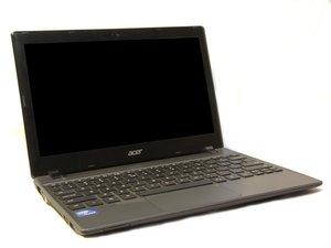 Acer Chromebook C710 Troubleshooting