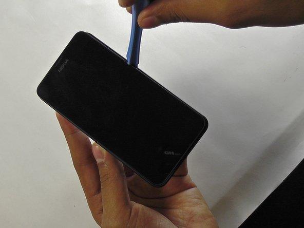 Nokia Lumia 635 Rear Case Replacement